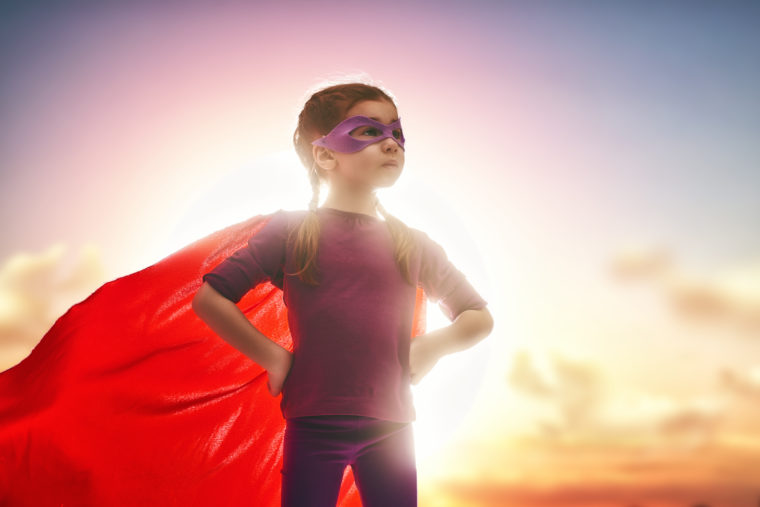 How to Increase Your Confidence The Super Hero Way